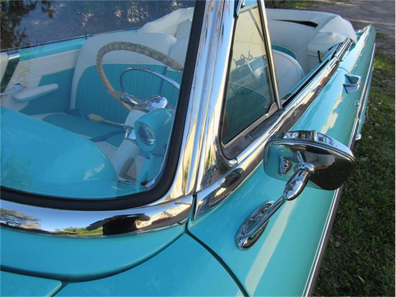 Large Picture of Classic '55 Lincoln Capri Offered by Vintage Motors Sarasota - G0EI