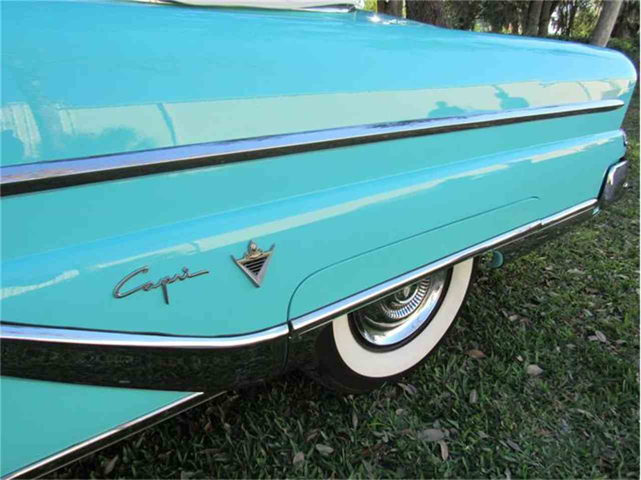 Large Picture of 1955 Lincoln Capri Offered by Vintage Motors Sarasota - G0EI