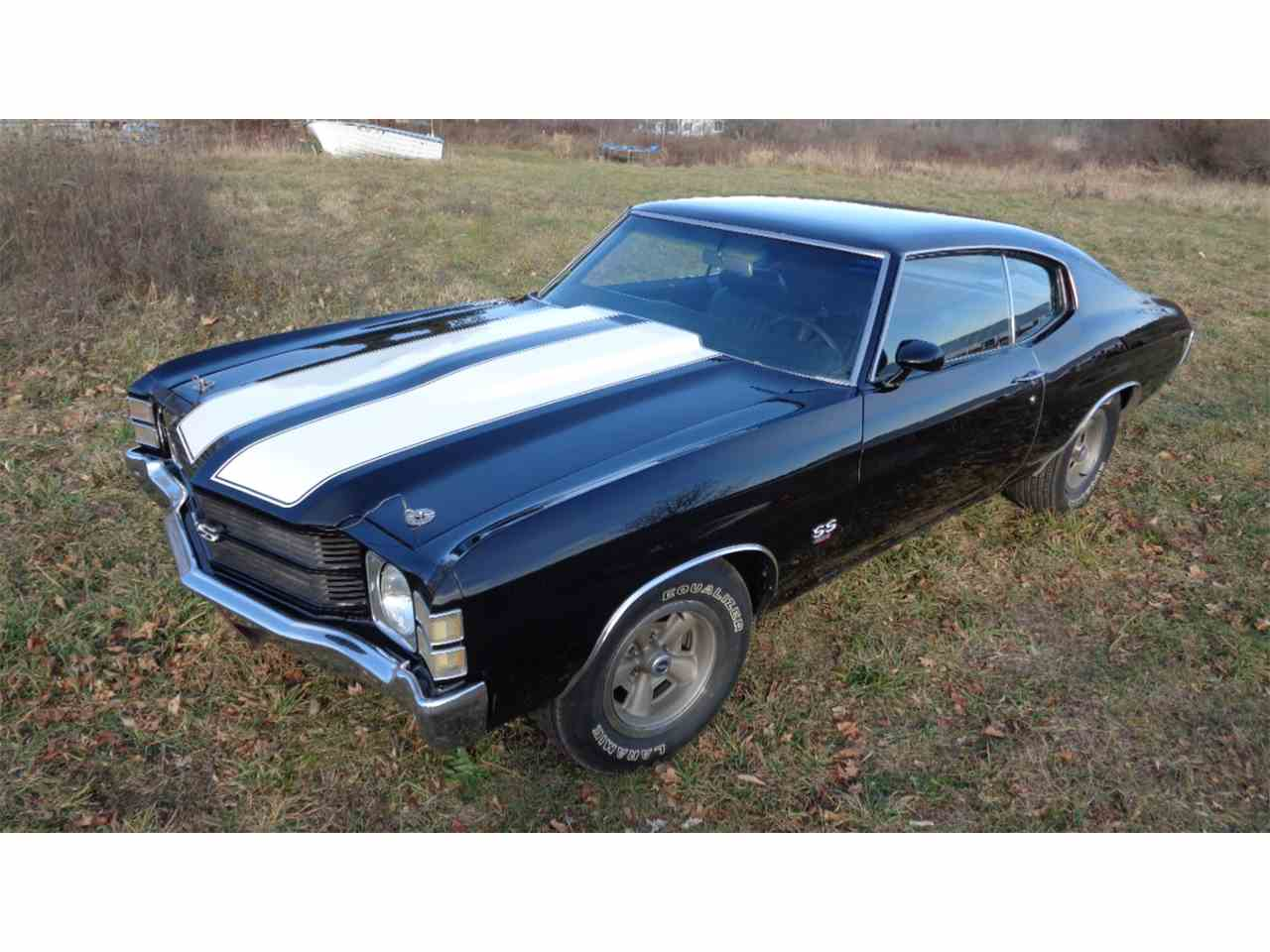 Large Picture of '71 Chevelle SS - G0FC