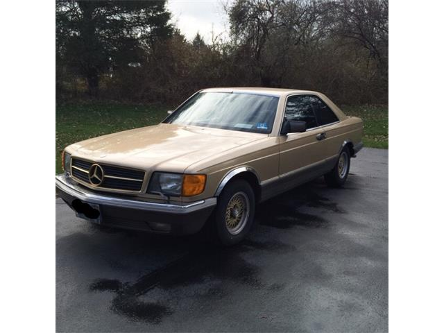 Picture of '85 Mercedes-Benz 500SEC located in New Jersey - G0GM