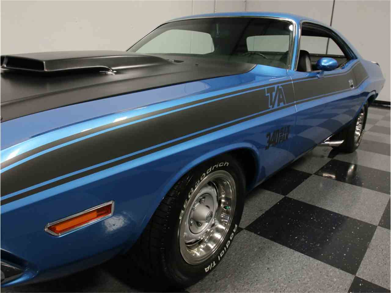 Large Picture of '70 Challenger T/A Six-Pack - FVJJ