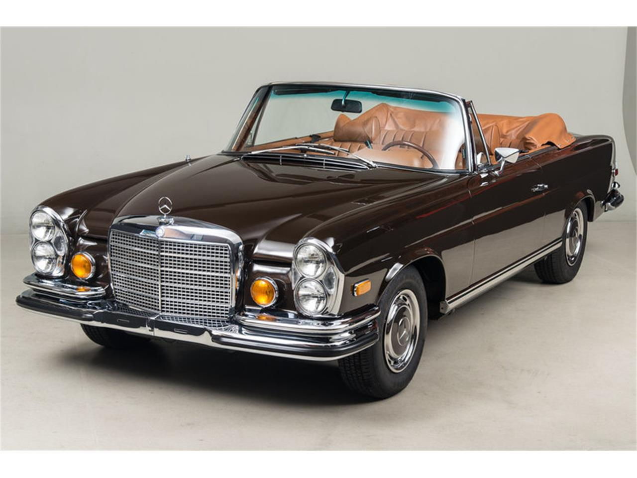 Large Picture of 1971 Mercedes-Benz 280 SE 3.5 Cabriolet located in California - G0JQ