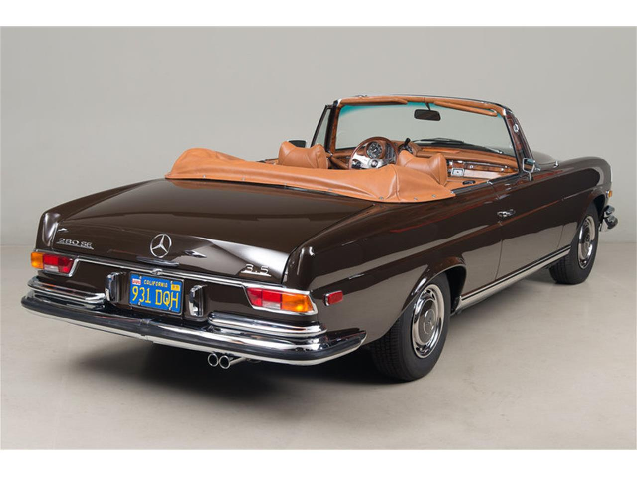 Large Picture of Classic '71 Mercedes-Benz 280 SE 3.5 Cabriolet Offered by Canepa - G0JQ