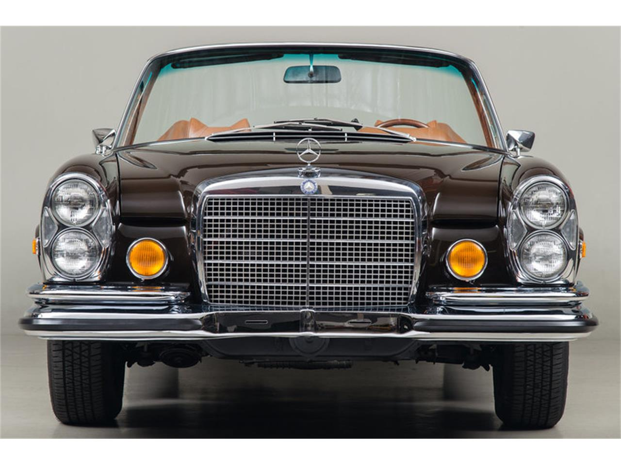 Large Picture of '71 Mercedes-Benz 280 SE 3.5 Cabriolet Auction Vehicle Offered by Canepa - G0JQ