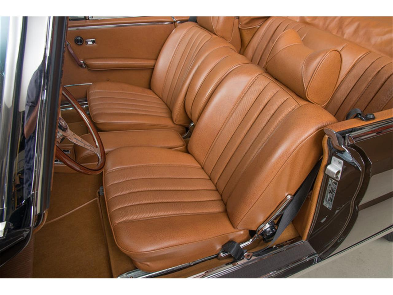 Large Picture of '71 280 SE 3.5 Cabriolet located in California Auction Vehicle Offered by Canepa - G0JQ