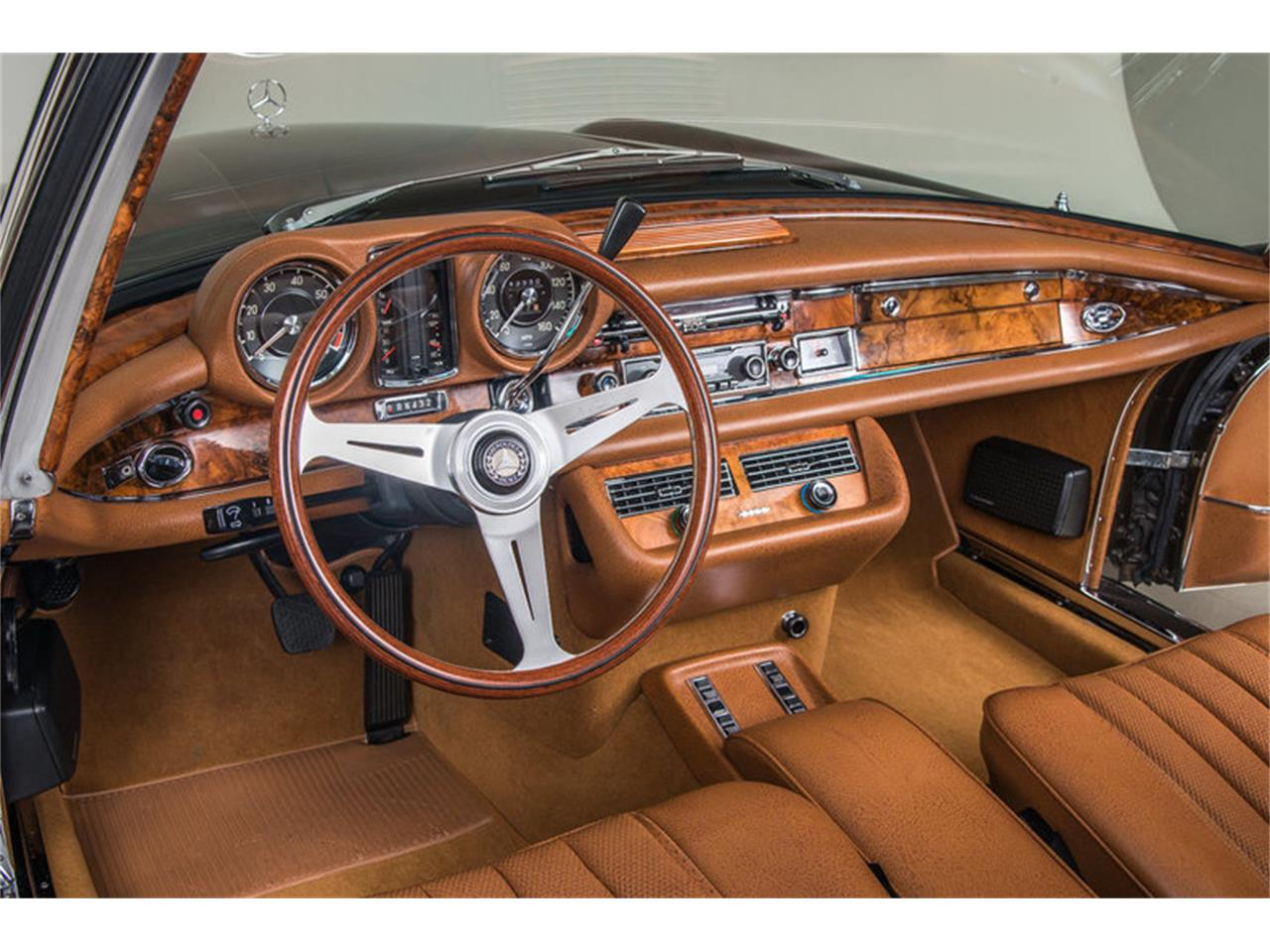 Large Picture of Classic 1971 Mercedes-Benz 280 SE 3.5 Cabriolet located in Scotts Valley California - G0JQ