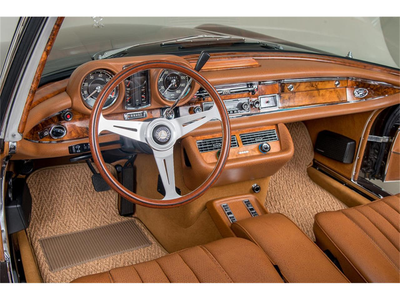 Large Picture of Classic '71 280 SE 3.5 Cabriolet - G0JQ