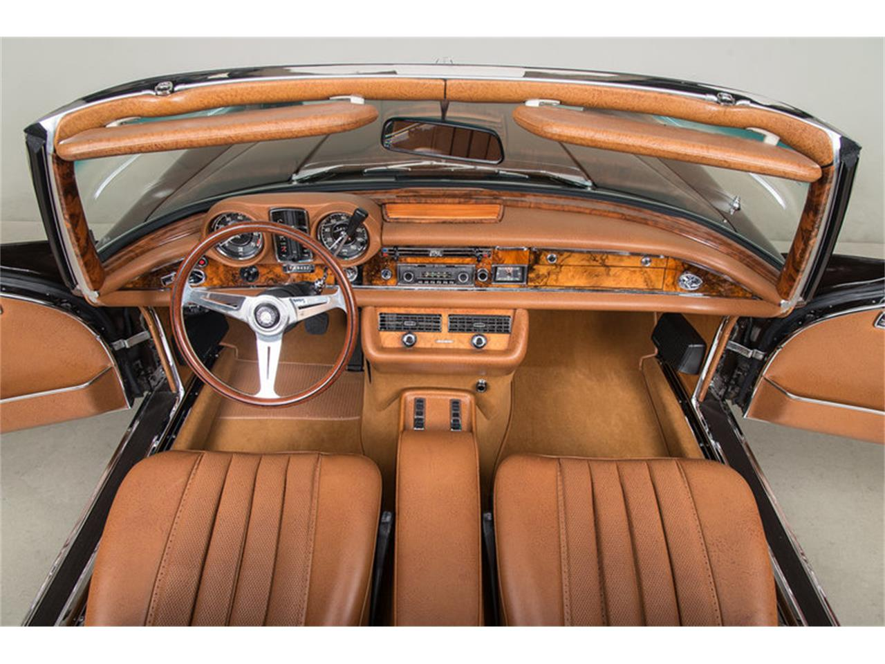 Large Picture of '71 Mercedes-Benz 280 SE 3.5 Cabriolet Offered by Canepa - G0JQ