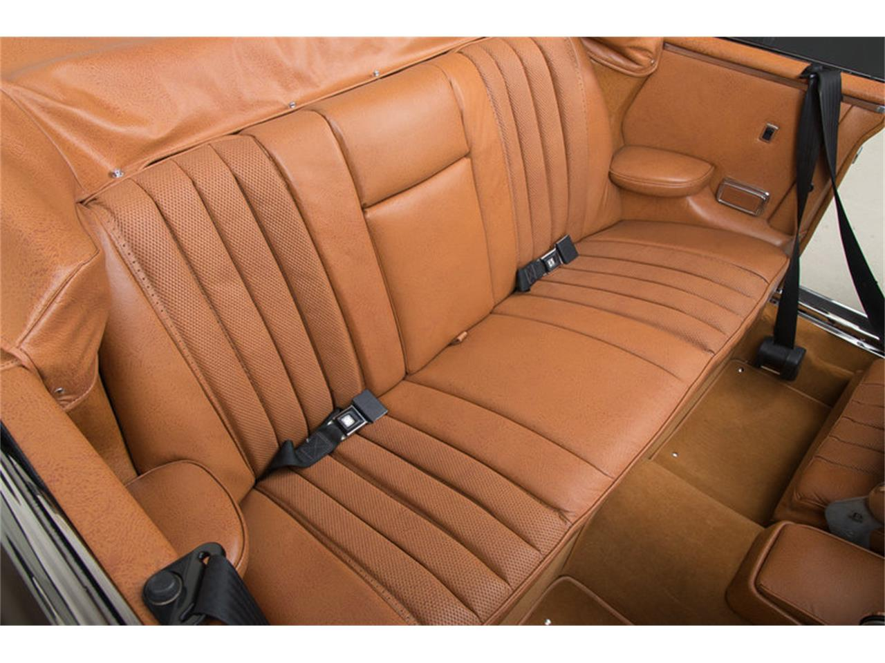Large Picture of Classic 1971 280 SE 3.5 Cabriolet located in California Auction Vehicle Offered by Canepa - G0JQ