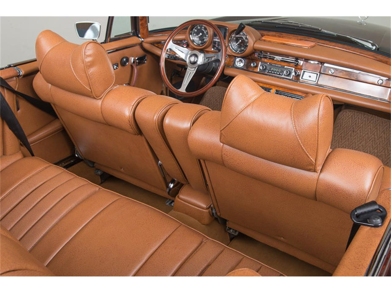 Large Picture of '71 280 SE 3.5 Cabriolet located in Scotts Valley California - G0JQ