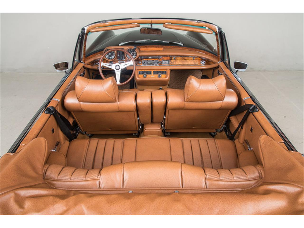 Large Picture of Classic '71 Mercedes-Benz 280 SE 3.5 Cabriolet located in California Auction Vehicle - G0JQ