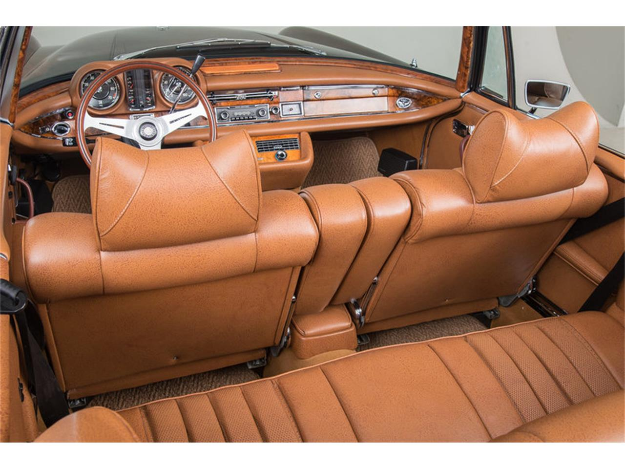 Large Picture of Classic '71 280 SE 3.5 Cabriolet Offered by Canepa - G0JQ