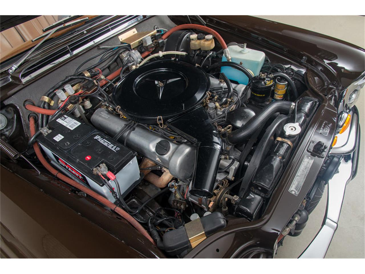 Large Picture of Classic 1971 280 SE 3.5 Cabriolet located in California Offered by Canepa - G0JQ