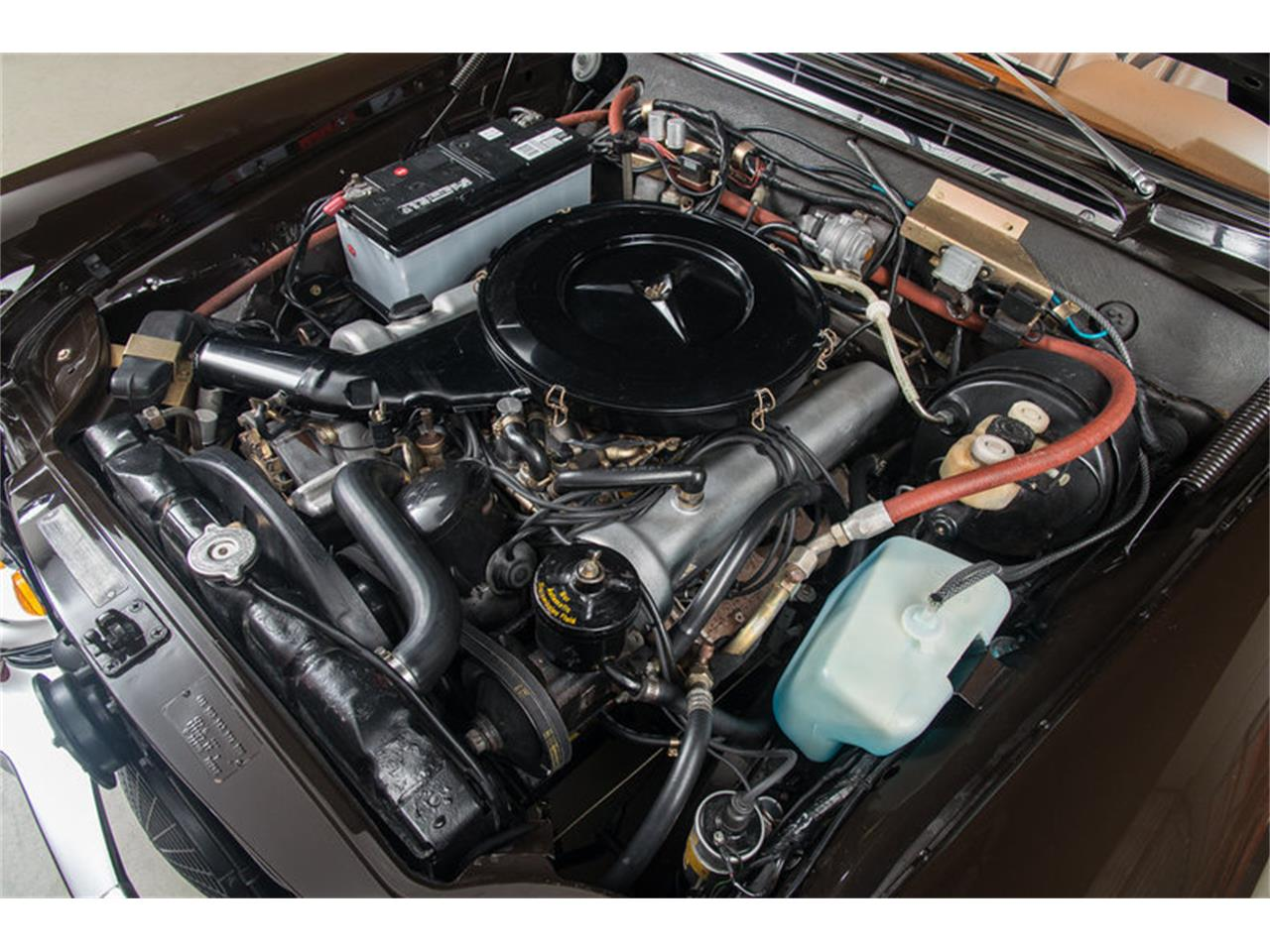 Large Picture of Classic 1971 Mercedes-Benz 280 SE 3.5 Cabriolet located in Scotts Valley California Auction Vehicle Offered by Canepa - G0JQ