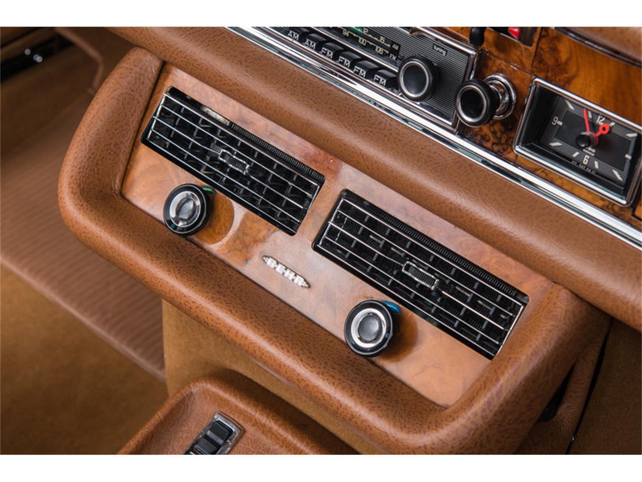 Large Picture of '71 280 SE 3.5 Cabriolet Auction Vehicle - G0JQ