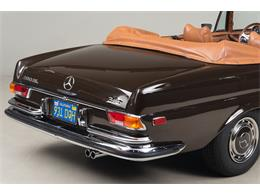 Picture of '71 280 SE 3.5 Cabriolet located in Scotts Valley California Auction Vehicle Offered by Canepa - G0JQ