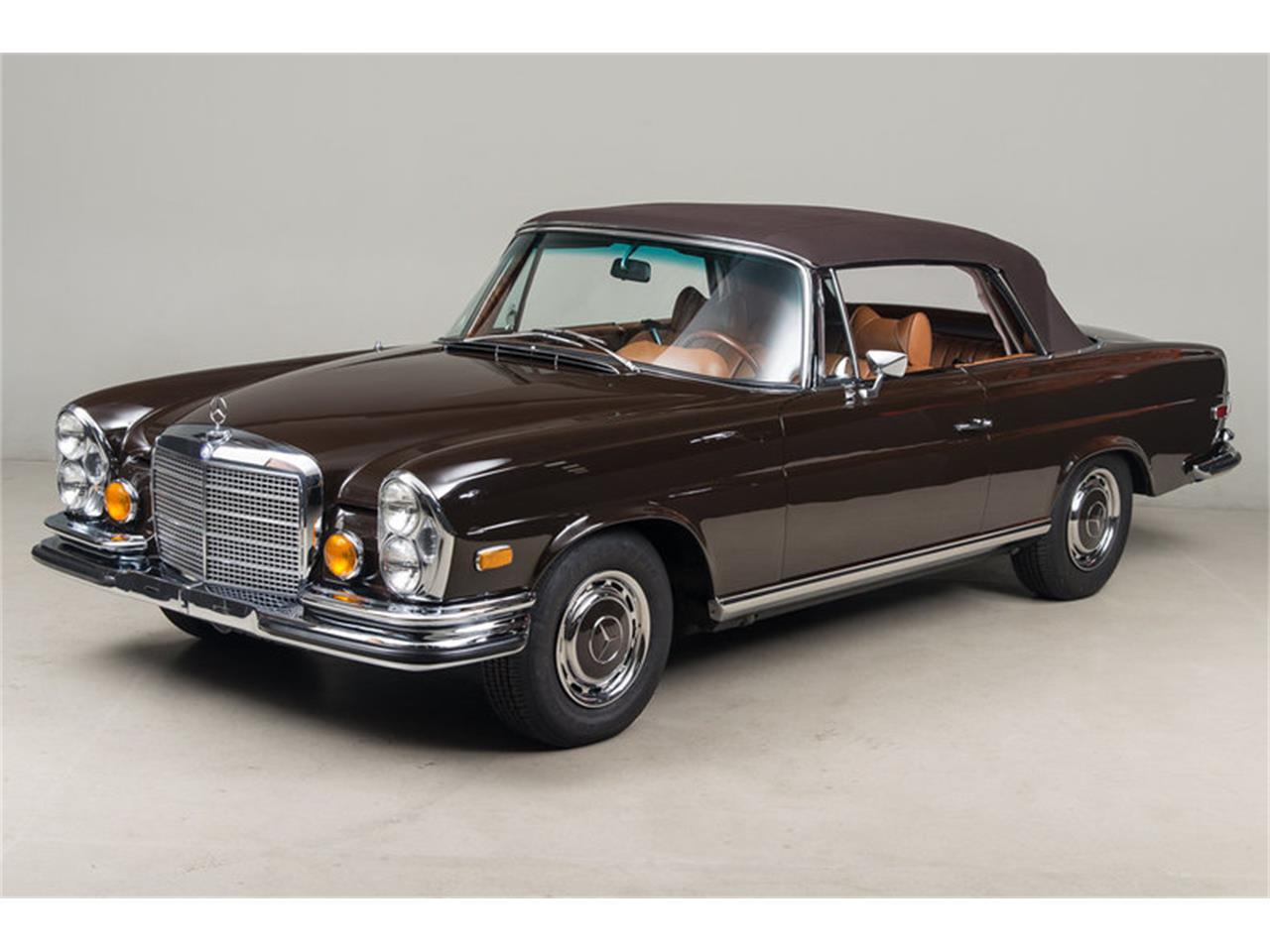 Large Picture of 1971 280 SE 3.5 Cabriolet located in California Auction Vehicle - G0JQ