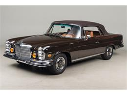 Picture of Classic '71 Mercedes-Benz 280 SE 3.5 Cabriolet Auction Vehicle Offered by Canepa - G0JQ