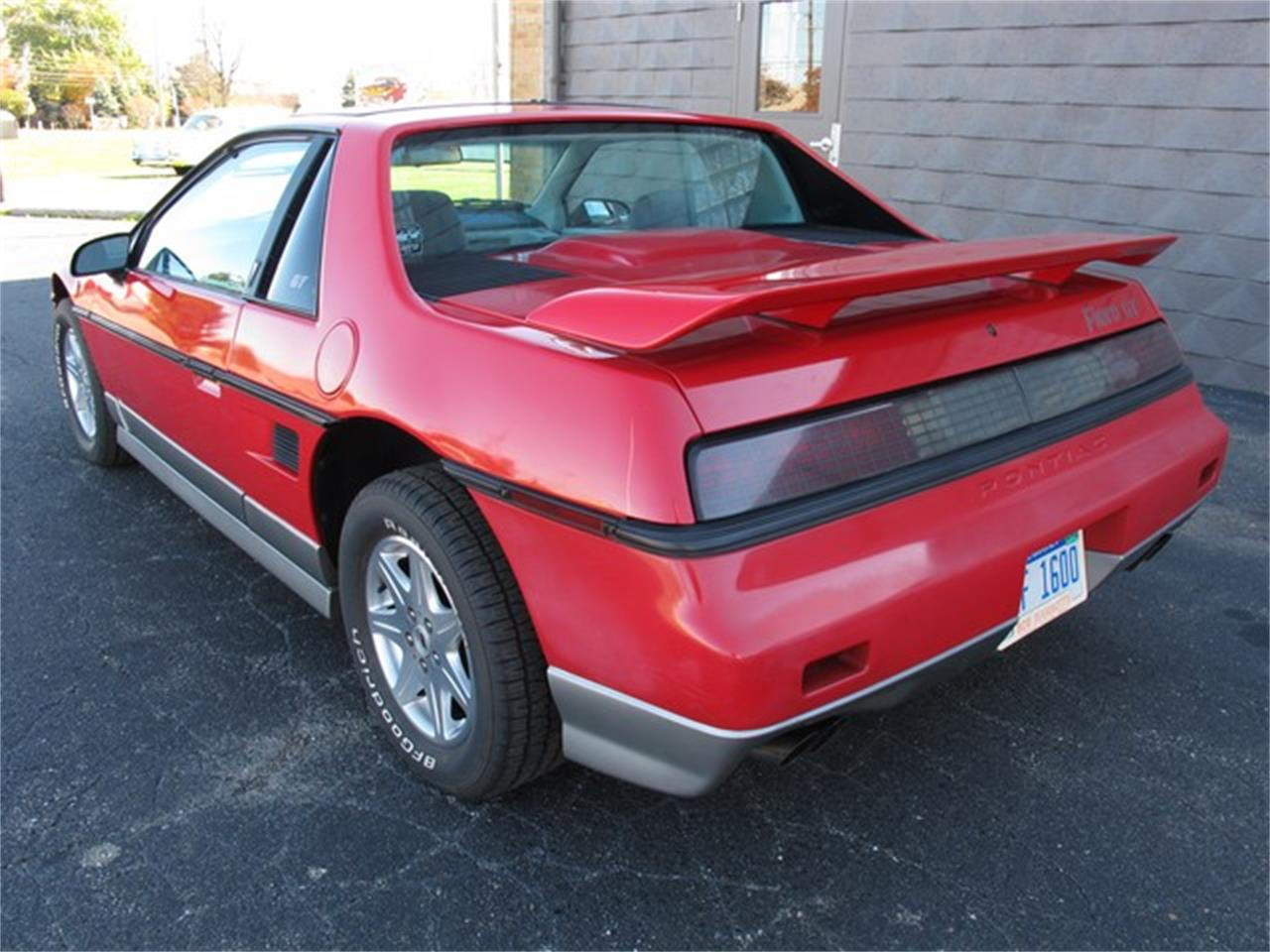 Large Picture of '89 Fiero - G0K1