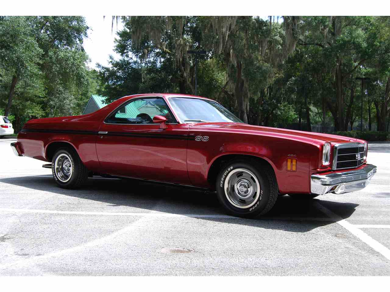 Large Picture of '74 El Camino - FVJR