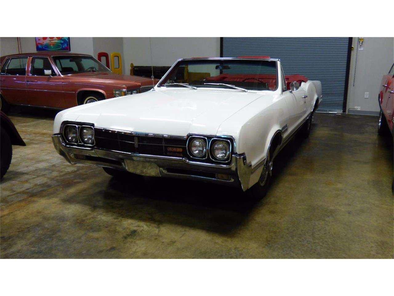 Large Picture of Classic '66 Oldsmobile 442 located in Georgia Auction Vehicle - FVKD