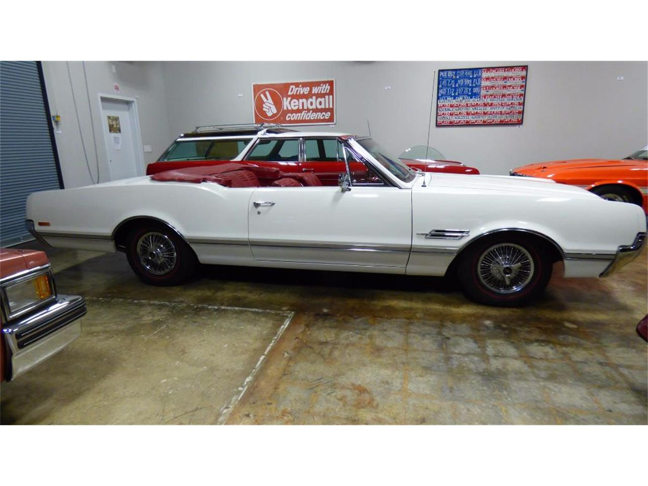 Large Picture of '66 442 located in Atlanta Georgia Auction Vehicle Offered by Cruisers Specialty Autos - FVKD