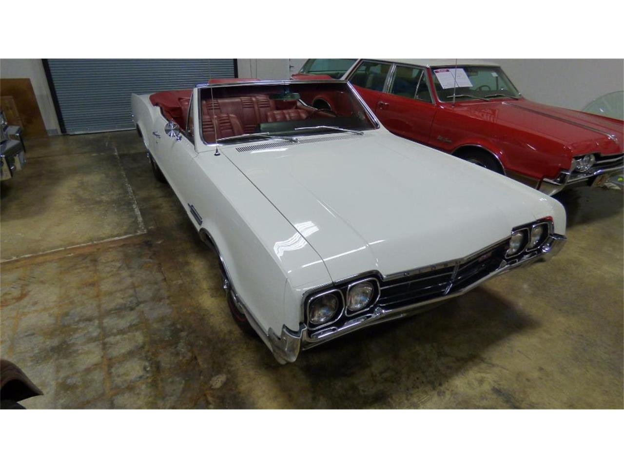 Large Picture of '66 Oldsmobile 442 located in Atlanta Georgia Auction Vehicle - FVKD