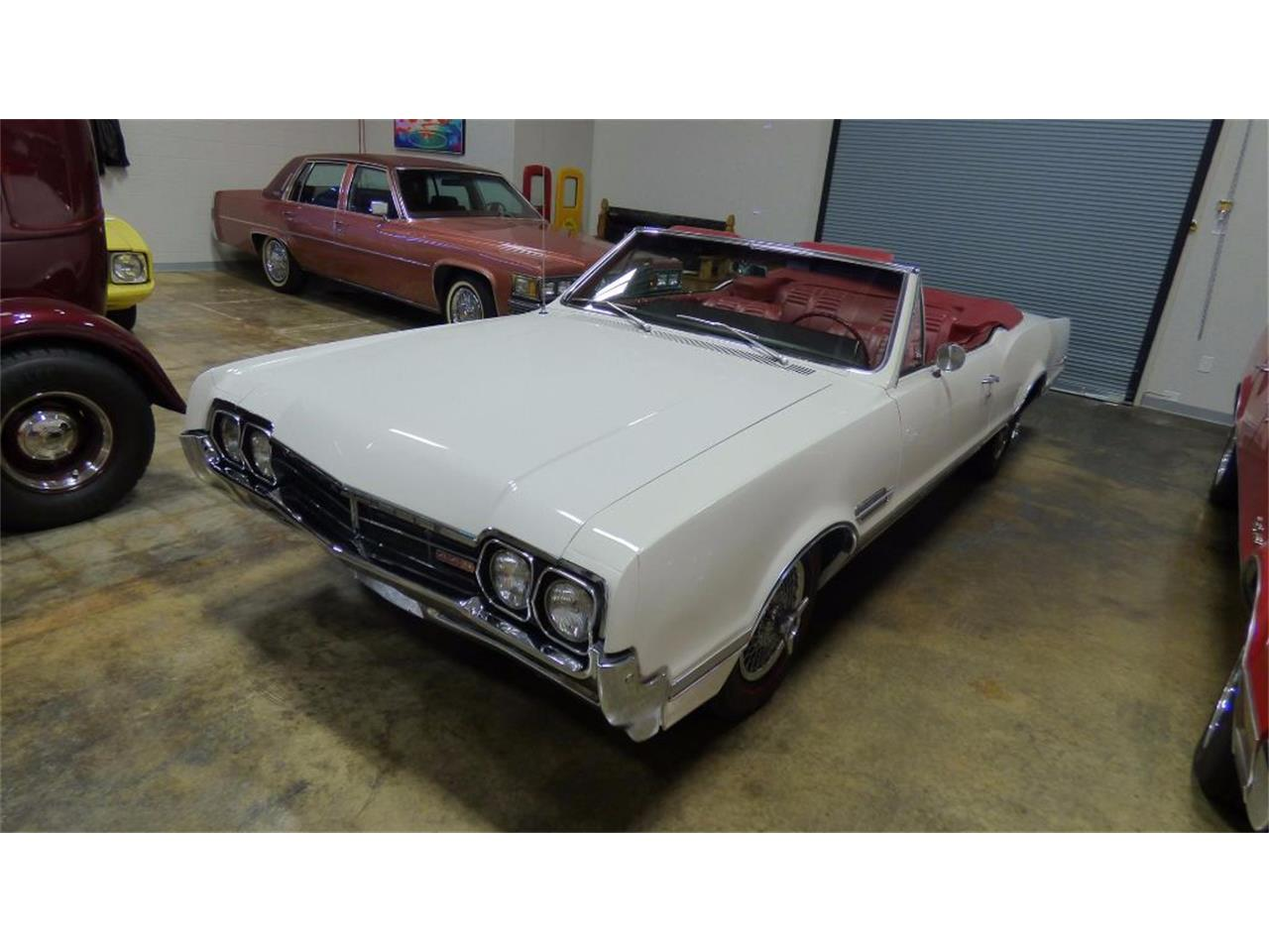 Large Picture of Classic '66 442 Auction Vehicle - FVKD