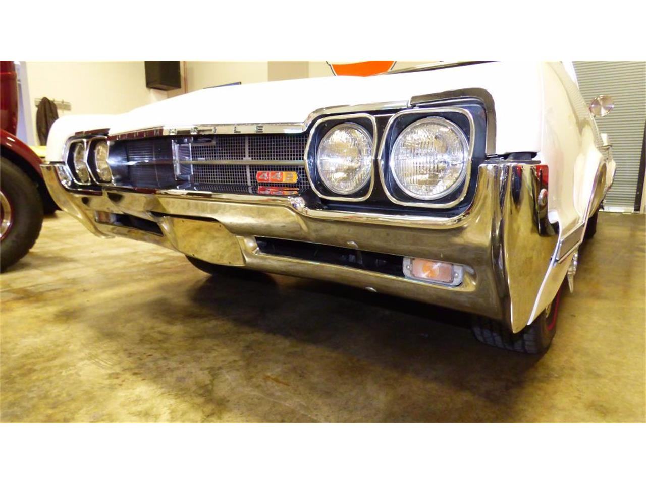 Large Picture of Classic '66 Oldsmobile 442 located in Georgia Offered by Cruisers Specialty Autos - FVKD