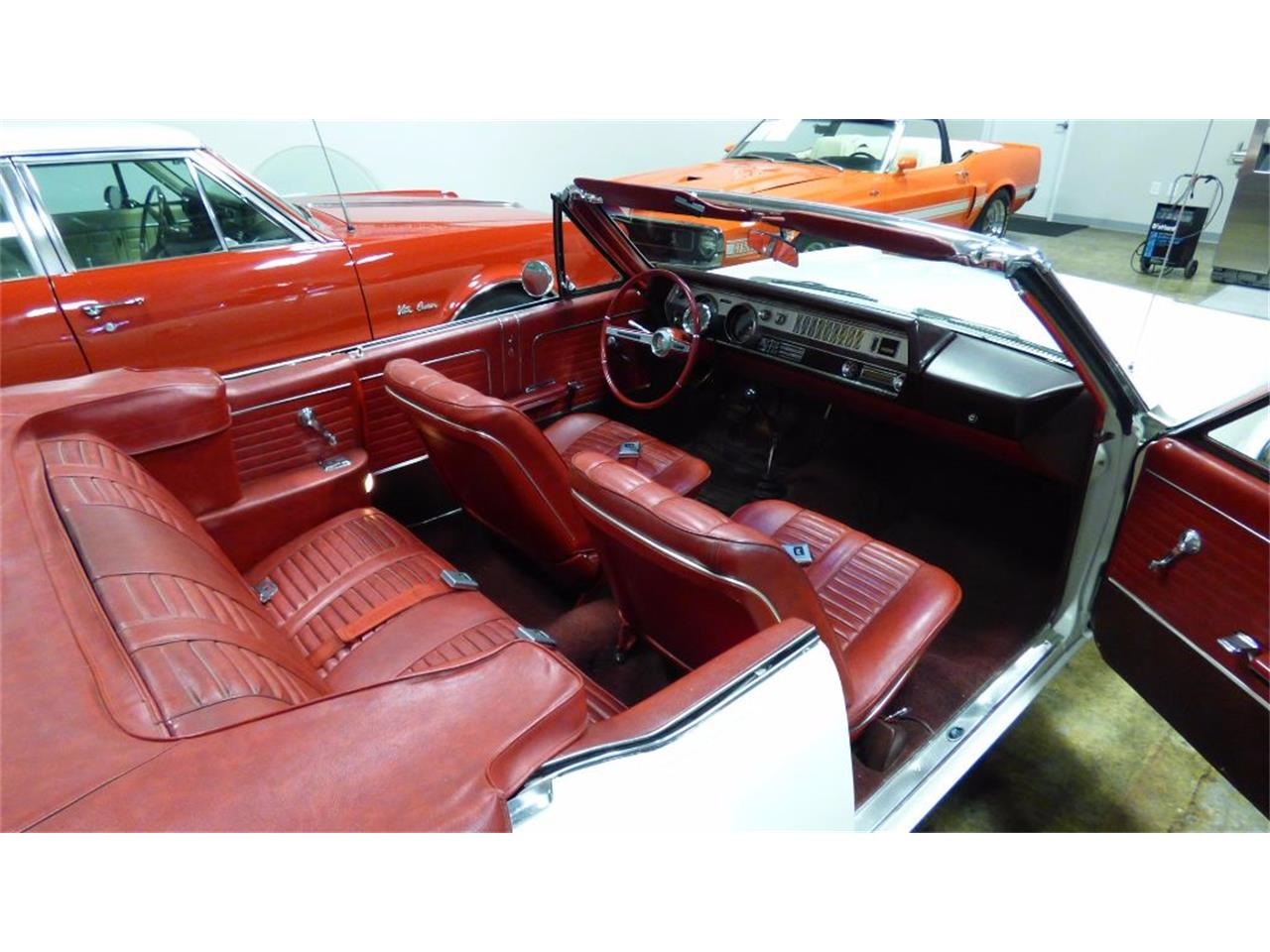 Large Picture of '66 Oldsmobile 442 located in Atlanta Georgia - FVKD