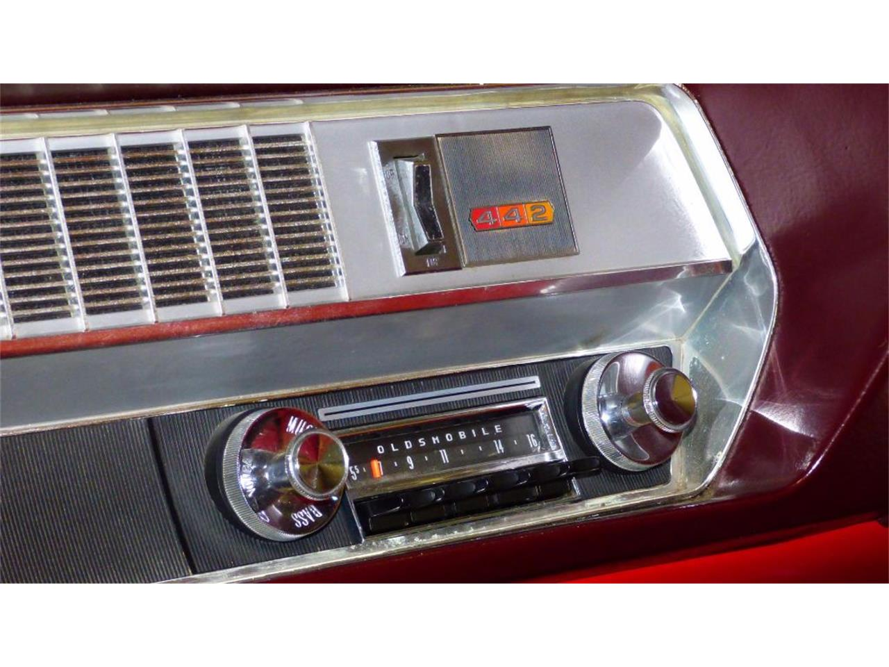 Large Picture of 1966 442 Offered by Cruisers Specialty Autos - FVKD
