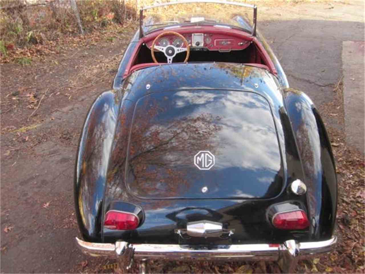 Large Picture of '62 MGA MK II - FVM2
