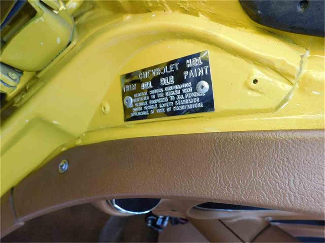 Large Picture of '72 Corvette - G18V