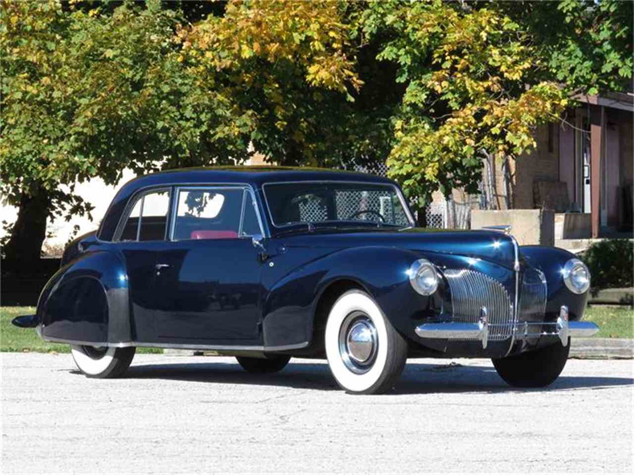 Large Picture of '40 Continental - G1AV
