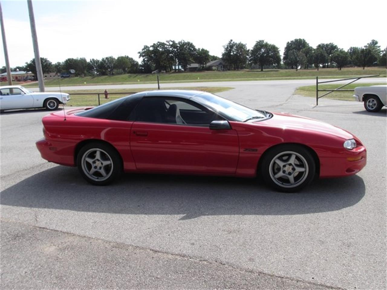 Large Picture of '99 Camaro - FVPE