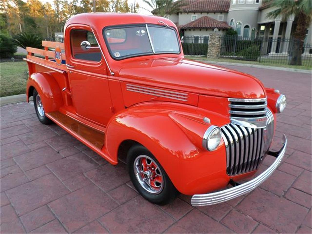 1946 Chevy Truck For Sale >> For Sale 1946 Chevrolet Pickup In Conroe Texas