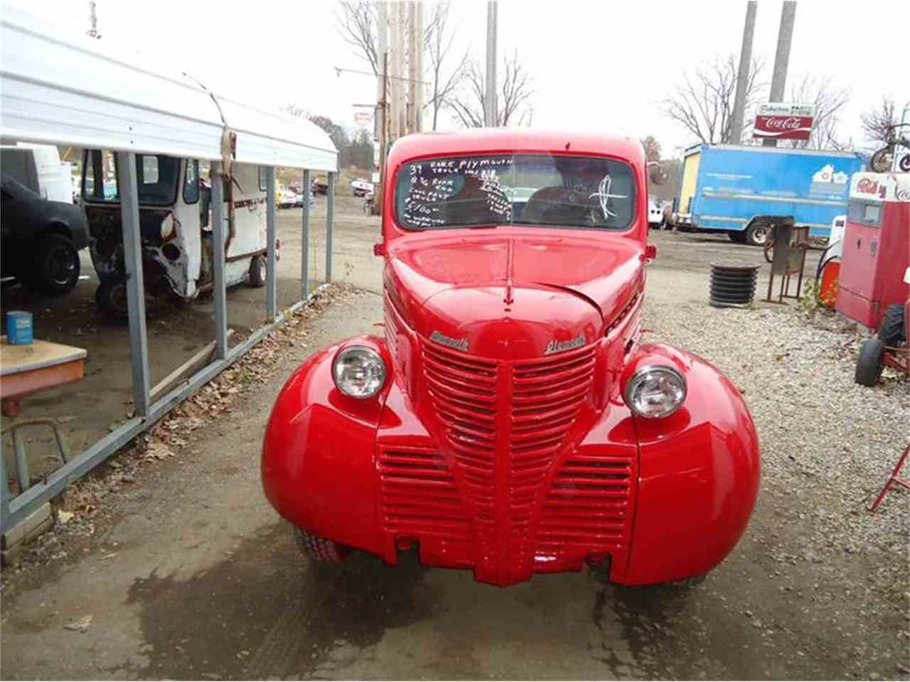 Large Picture of 1939 Deluxe located in Michigan - G3QI