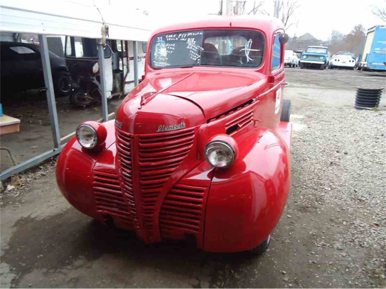 Large Picture of Classic '39 Plymouth Deluxe located in Jackson Michigan - $3,900.00 Offered by Marshall Motors - G3QI