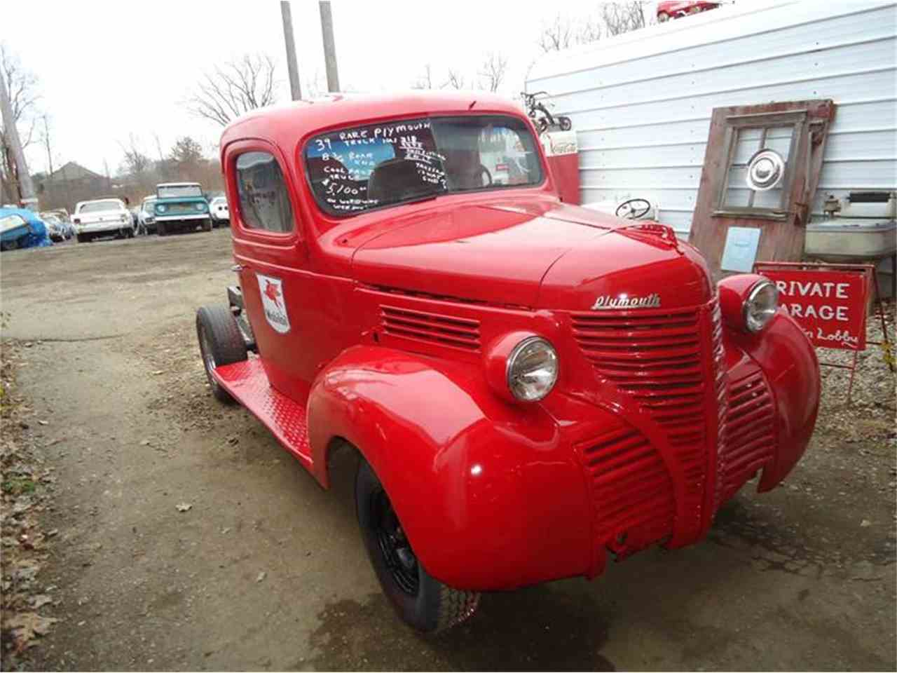 Large Picture of Classic 1939 Deluxe located in Jackson Michigan - $3,900.00 Offered by Marshall Motors - G3QI