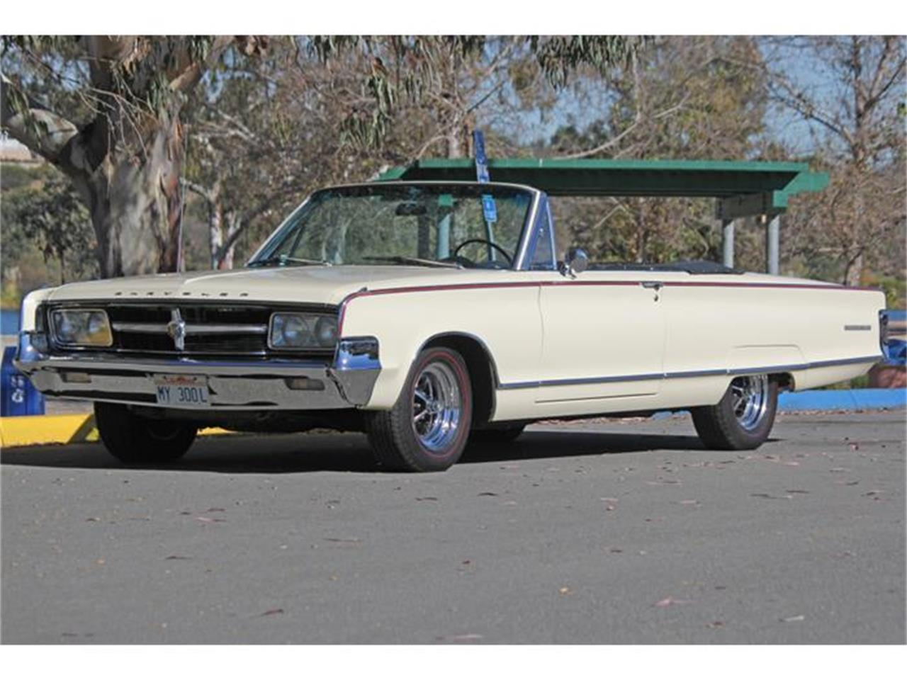 Large Picture of '65 Chrysler 300L located in San Diego California - $55,000.00 - G3RT