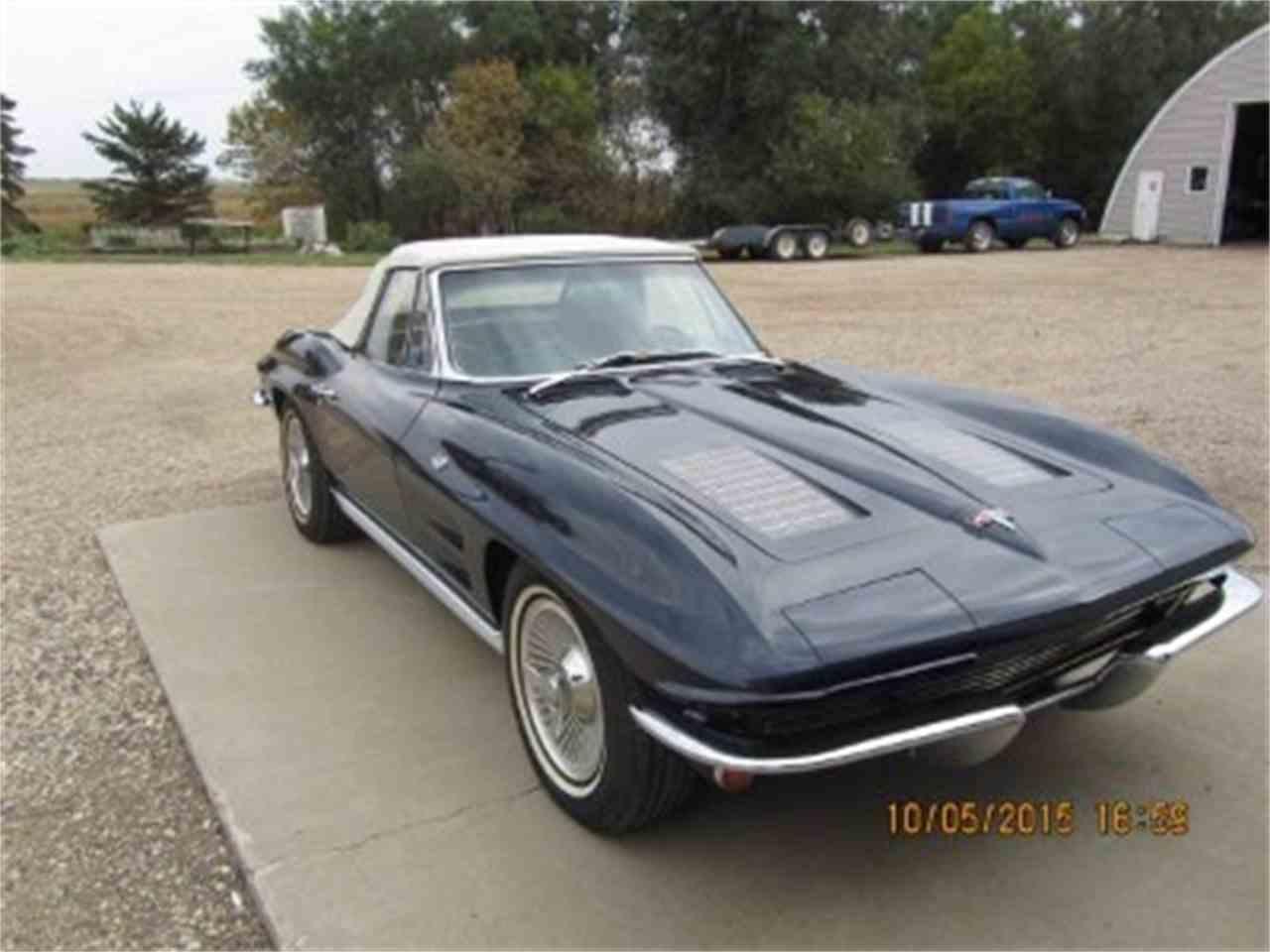 Large Picture of '63 Corvette - G3TA
