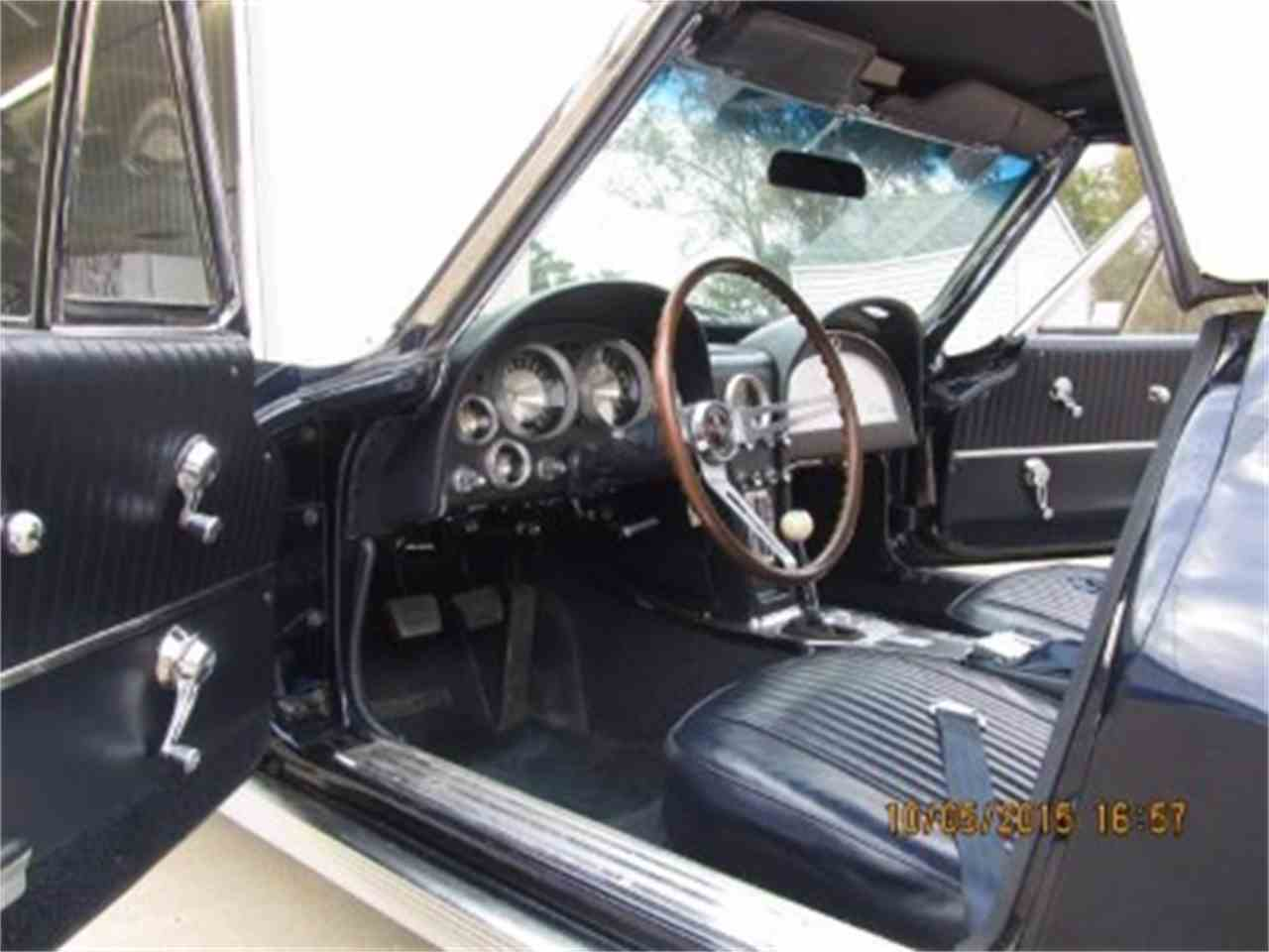 Large Picture of '63 Chevrolet Corvette located in Palatine Illinois - $84,900.00 - G3TA
