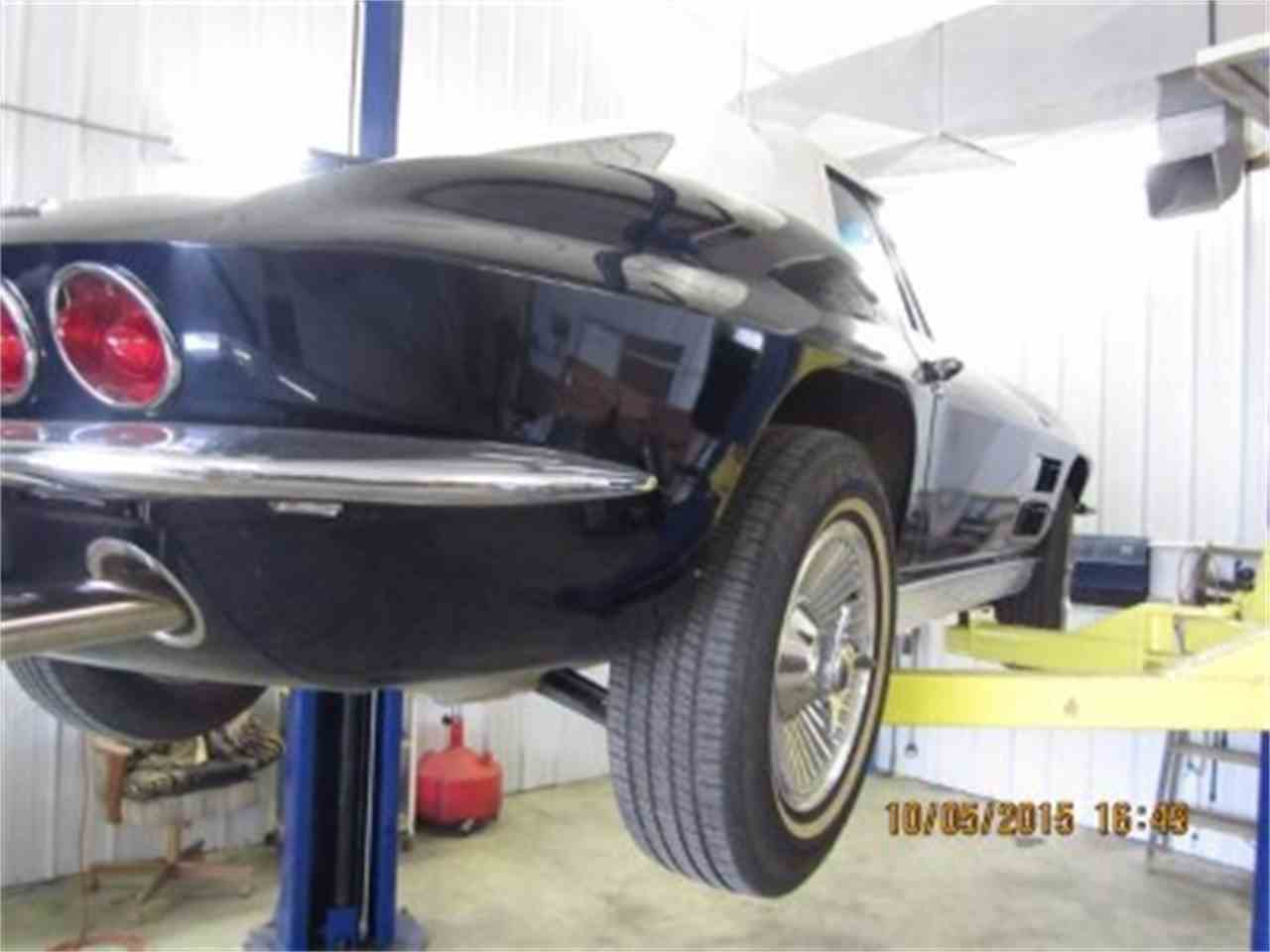 Large Picture of '63 Chevrolet Corvette located in Illinois - $84,900.00 Offered by North Shore Classics - G3TA