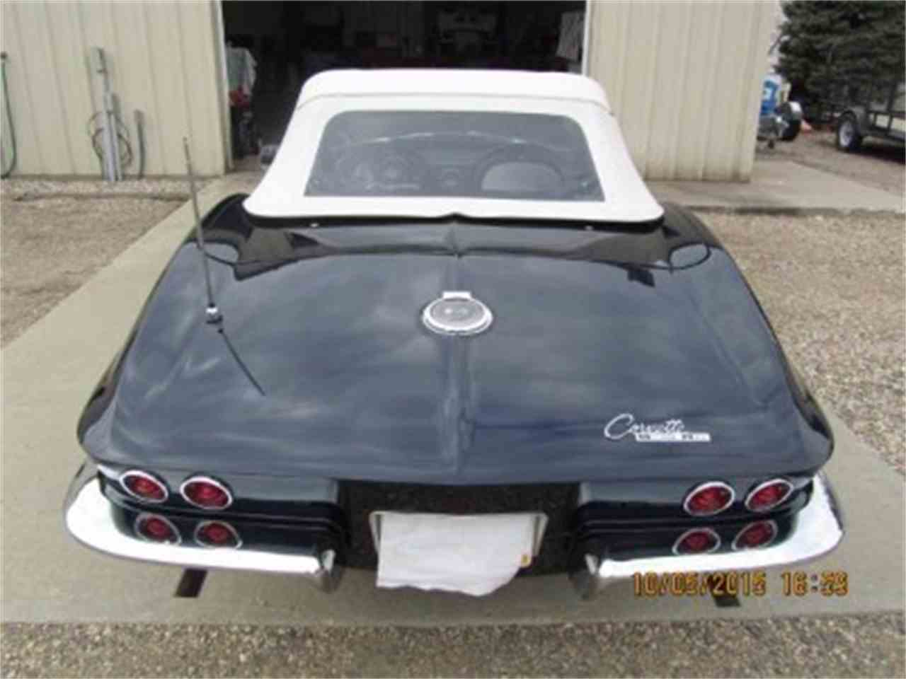 Large Picture of Classic '63 Chevrolet Corvette - G3TA