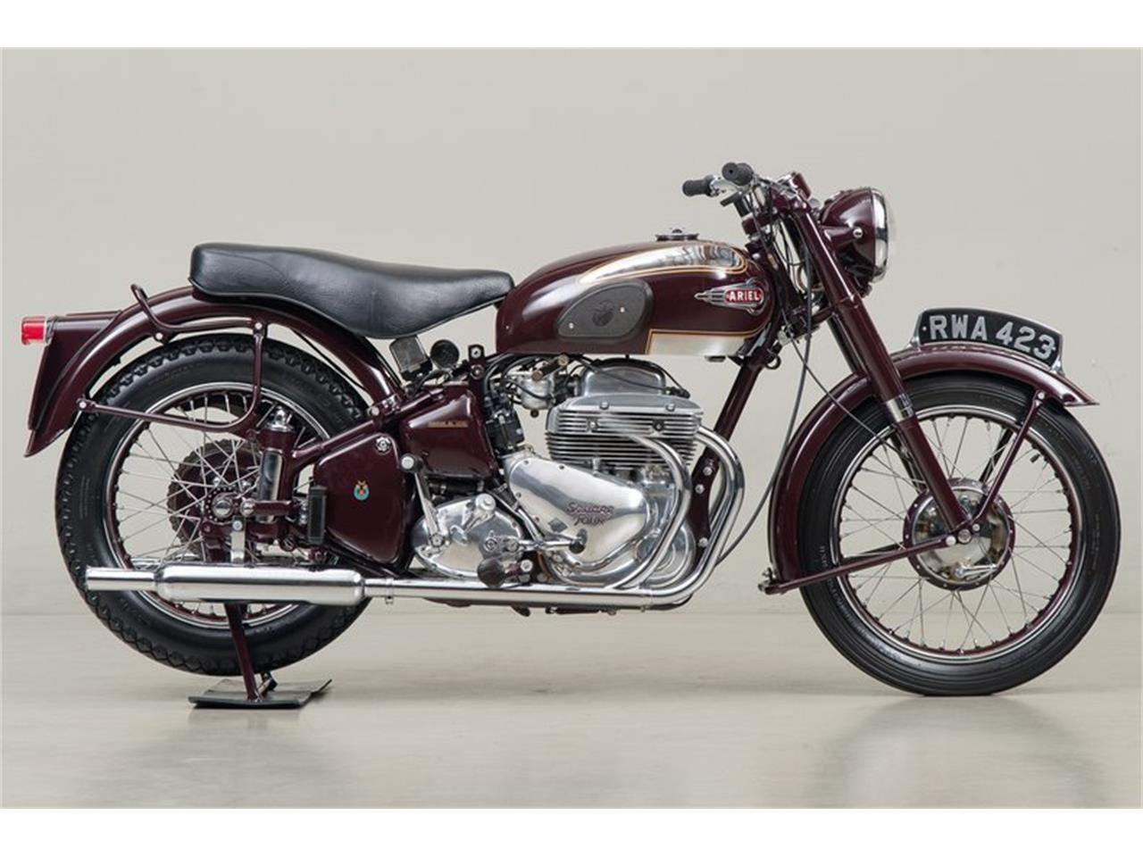 Large Picture of '53 Ariel Square Four located in California Offered by Canepa - G3TZ
