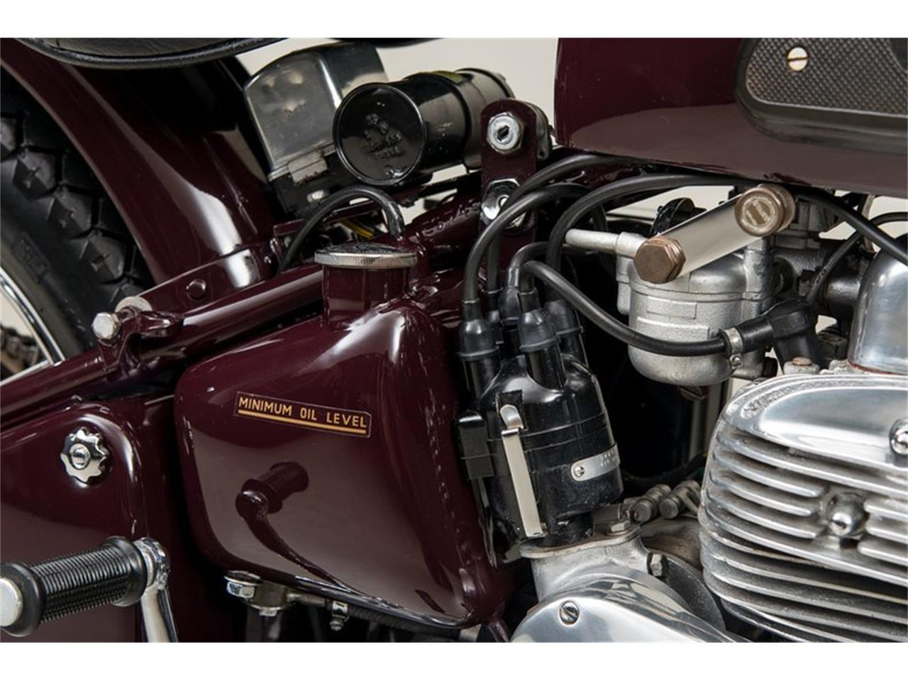 Large Picture of Classic '53 Ariel Square Four located in California Auction Vehicle Offered by Canepa - G3TZ