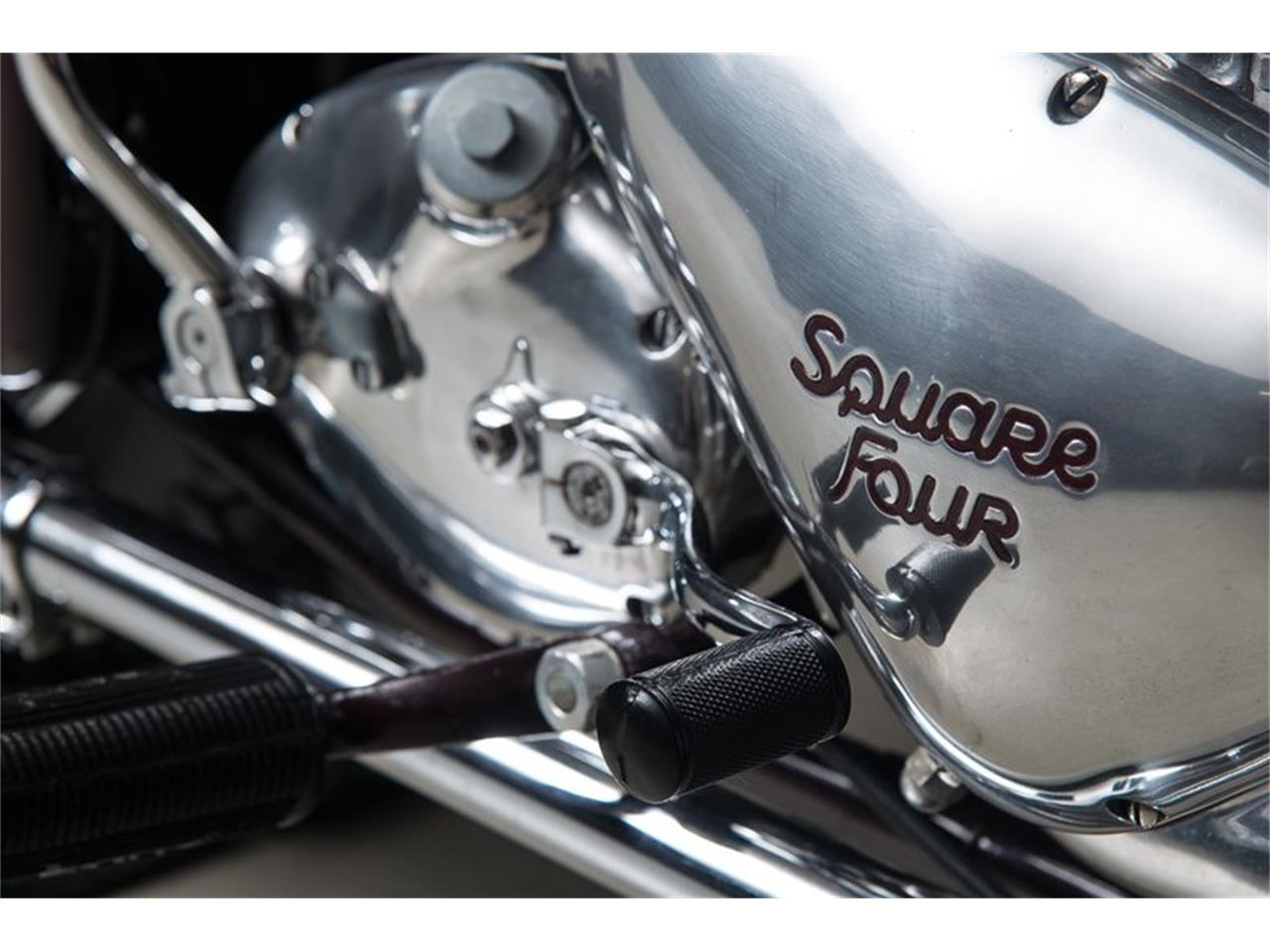 Large Picture of Classic 1953 Square Four located in Scotts Valley California Auction Vehicle Offered by Canepa - G3TZ