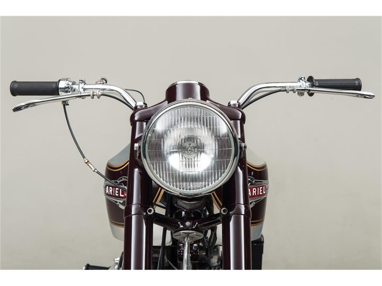 Large Picture of Classic 1953 Ariel Square Four Offered by Canepa - G3TZ