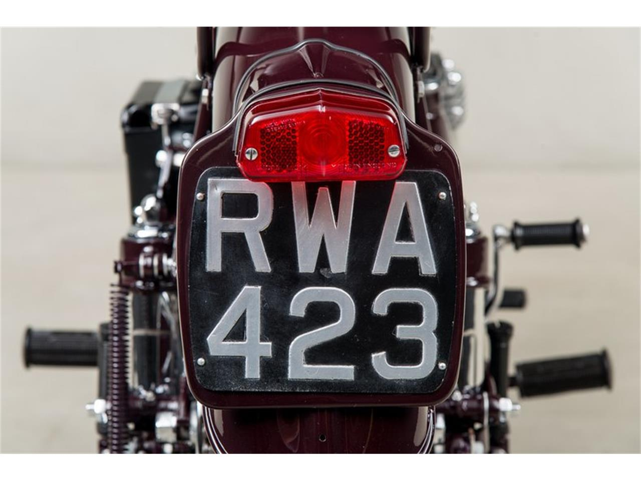 Large Picture of Classic '53 Square Four Offered by Canepa - G3TZ
