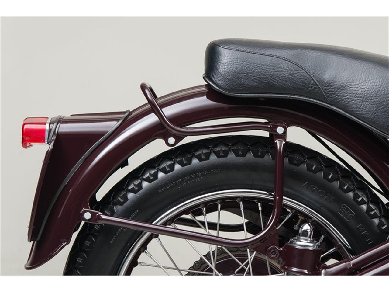 Large Picture of '53 Ariel Square Four Auction Vehicle Offered by Canepa - G3TZ